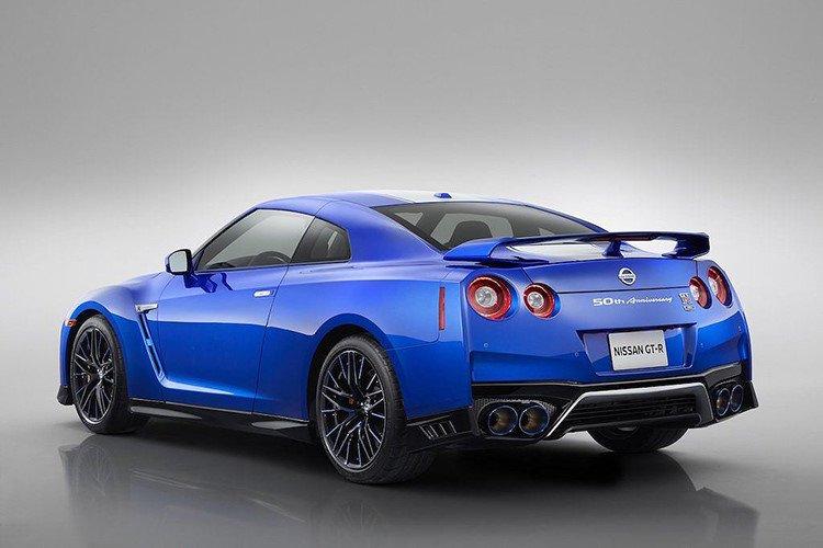 Chính thức ra mắt Nissan GT-R bản đặc biệt kỷ niệm 50 năm gia nhập thị trường Mỹ 7a
