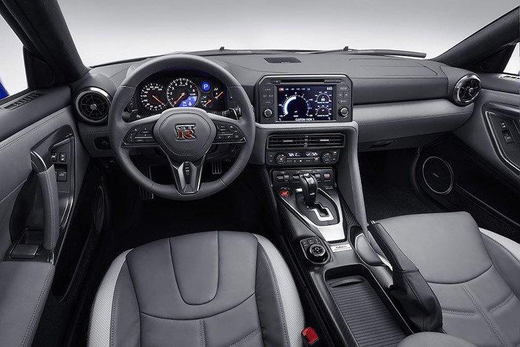 Chính thức ra mắt Nissan GT-R bản đặc biệt kỷ niệm 50 năm gia nhập thị trường Mỹ 5a
