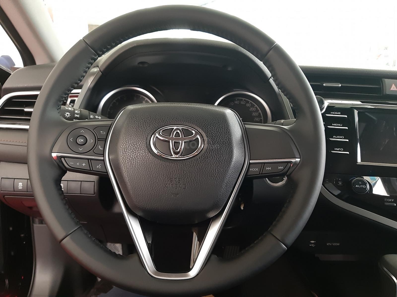 Toyota Thái Hoà Từ Liêm - Bán Toyota Camry 2019 nhập khẩu nguyên chiếc giá cực tốt. LH 0964898932 để có giá tốt nhất-7