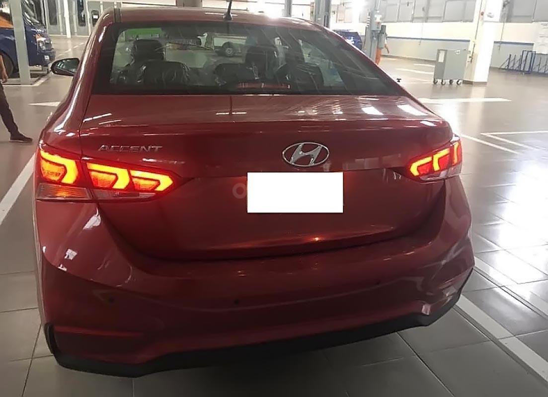 Bán xe Hyundai Accent 1.4 ATH đời 2019, màu đỏ (2)