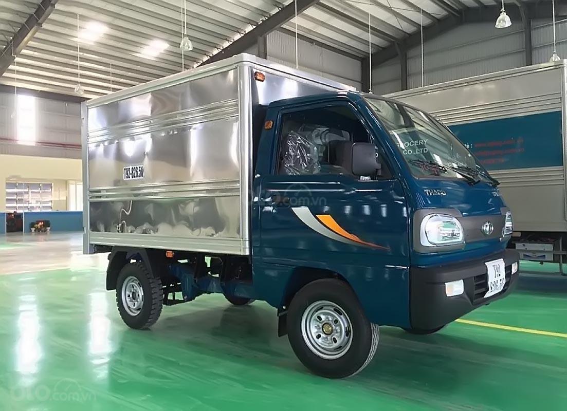Bán Thaco TOWNER năm sản xuất 2019, màu xanh lam-1