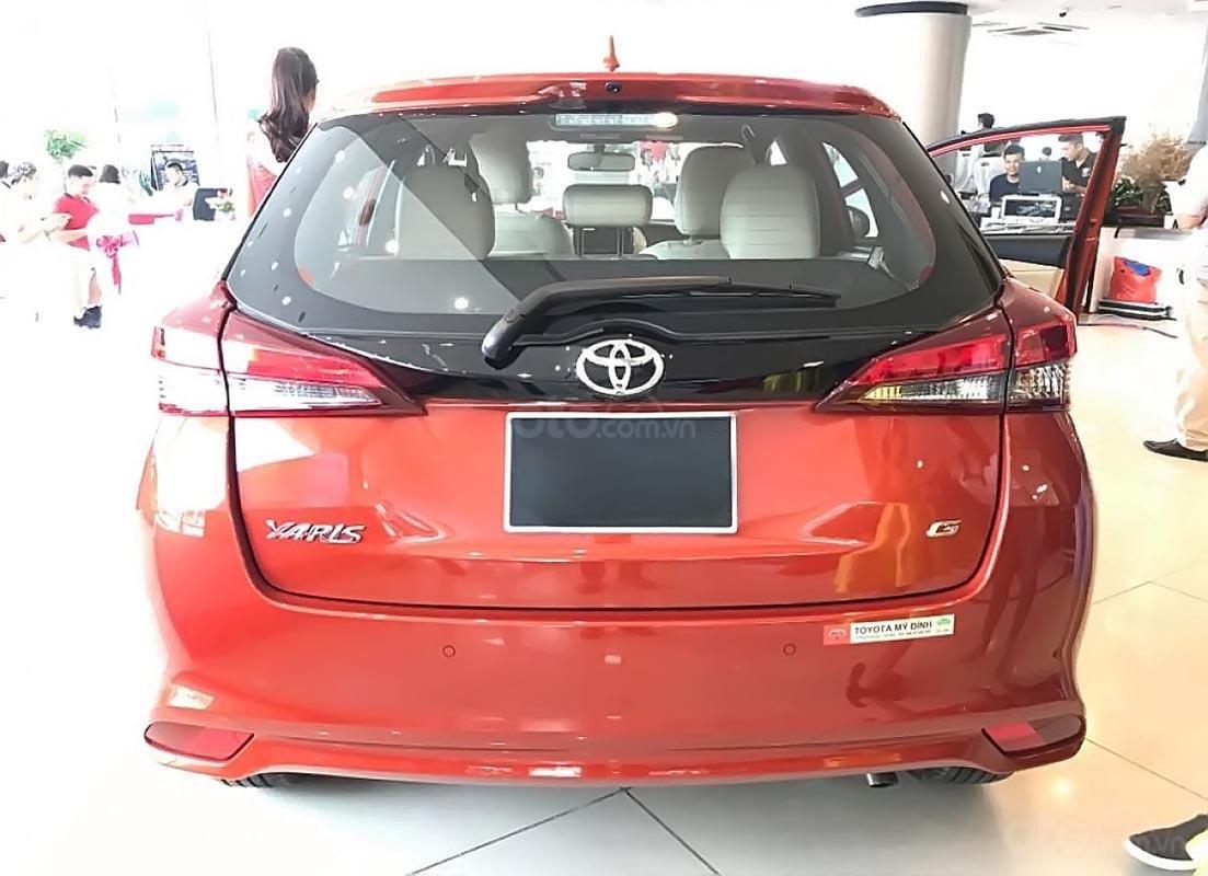 Bán Toyota Yaris mới 100% 2019 - Nhập khẩu Thái Lan (2)