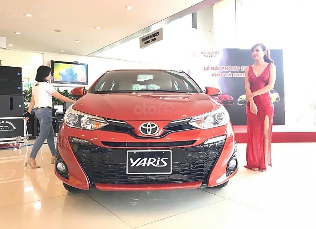 Bán Toyota Yaris mới 100% 2019 - Nhập khẩu Thái Lan (1)