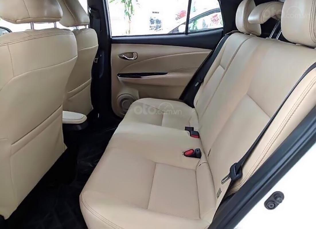 Bán Toyota Yaris 1.5G năm sản xuất 2019, màu trắng, xe nhập-1