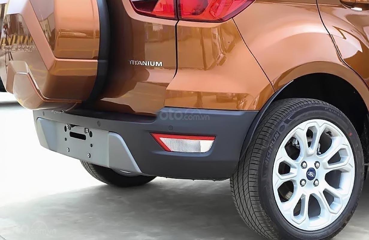 Bán xe Ford EcoSport Titanium 1.0 EcoBoost đời 2019, màu nâu, 639tr-4