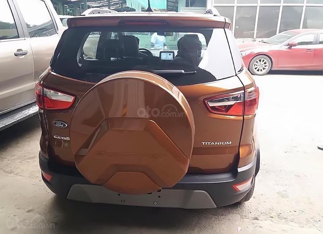 Bán xe Ford EcoSport Titanium 1.0 EcoBoost đời 2019, màu nâu, 639tr-3