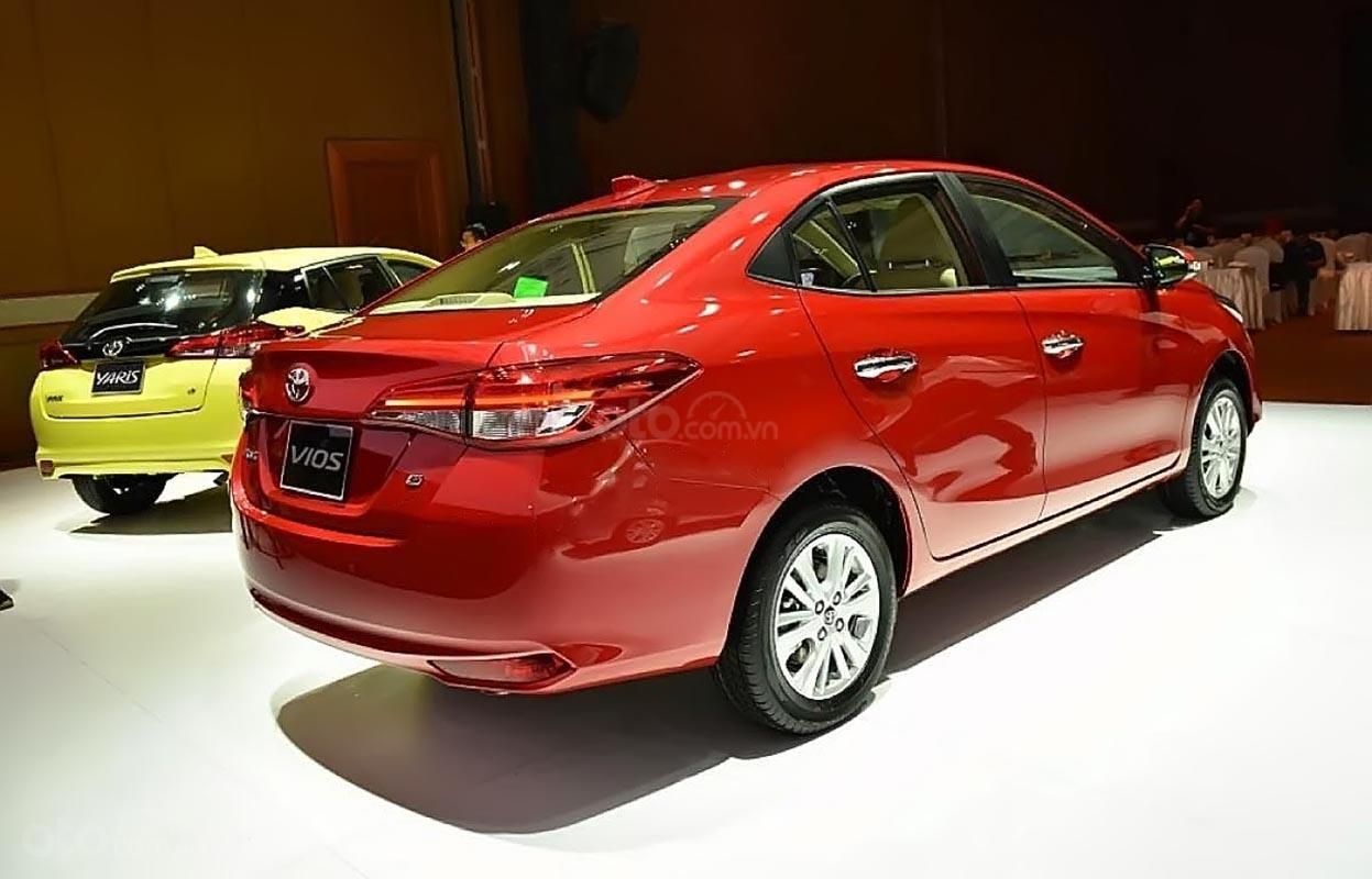 Bán Toyota Vios - Số tự động - Đủ màu giao ngay-2