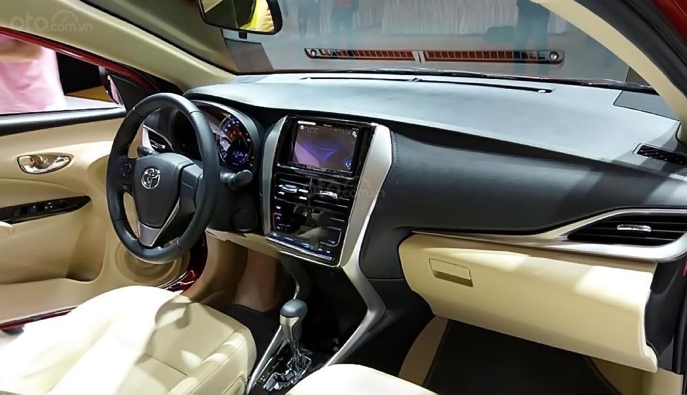 Bán Toyota Vios - Số tự động - Đủ màu giao ngay-1