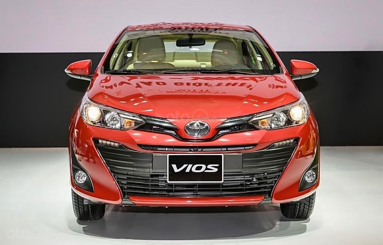 Bán Toyota Vios - Số tự động - Đủ màu giao ngay-0
