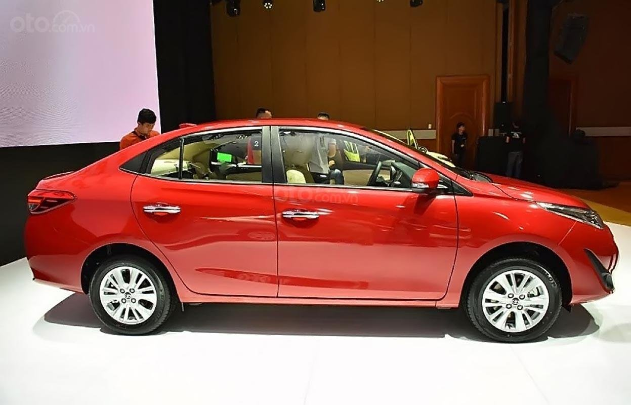 Bán Toyota Vios - Số tự động - Đủ màu giao ngay-3
