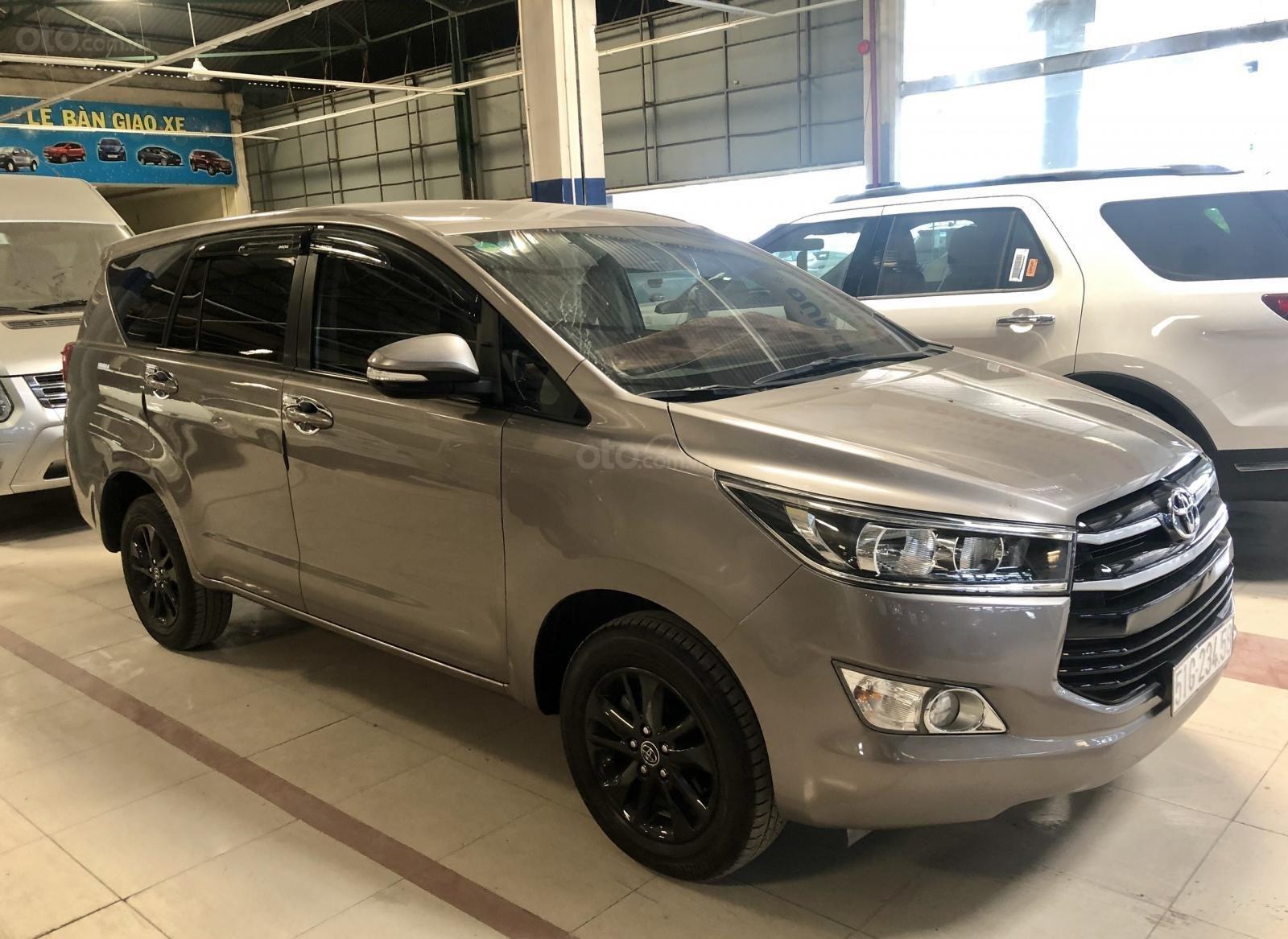 Toyota Innova 2.0E MT 2016, xe bán tại hãng Ford An Lạc-1