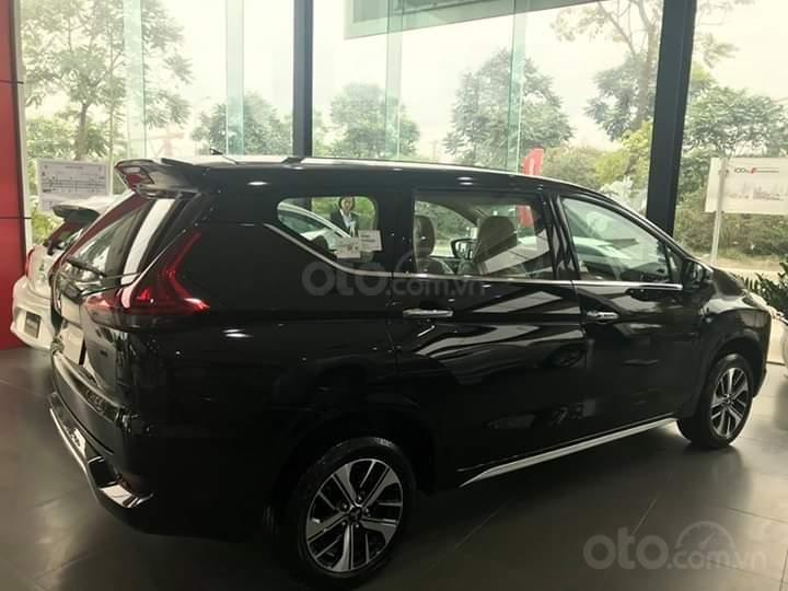 Bán Mitsubishi Xpander năm sản xuất 2019, màu đen, xe nhập khẩu 100% indonesia-1