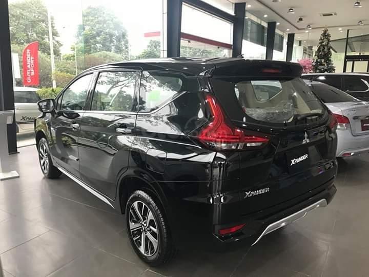 Bán Mitsubishi Xpander năm sản xuất 2019, màu đen, xe nhập khẩu 100% indonesia-3