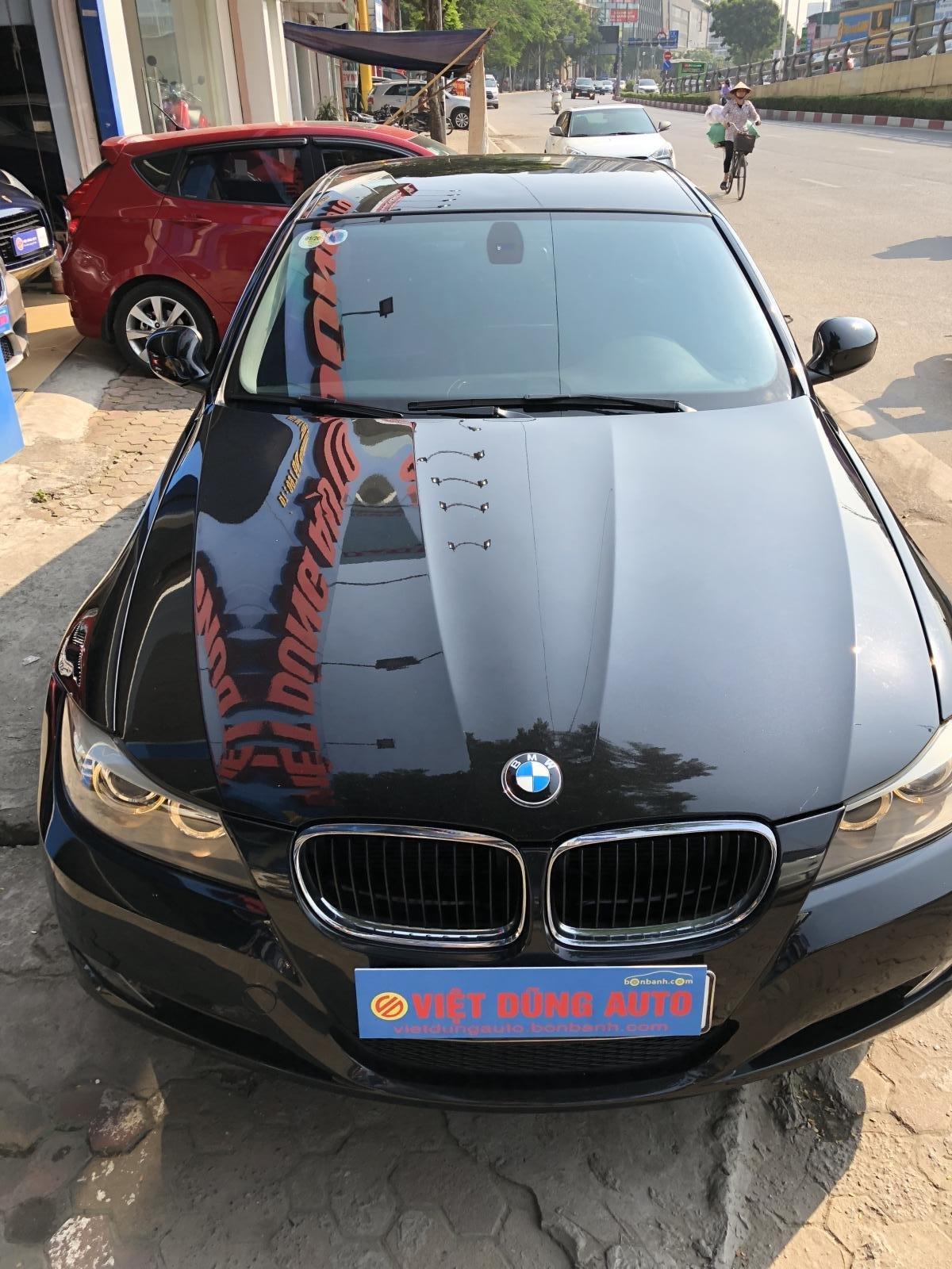 Bán BMW 320i đời 2010, độ mới bao toàn miền Bắc-1