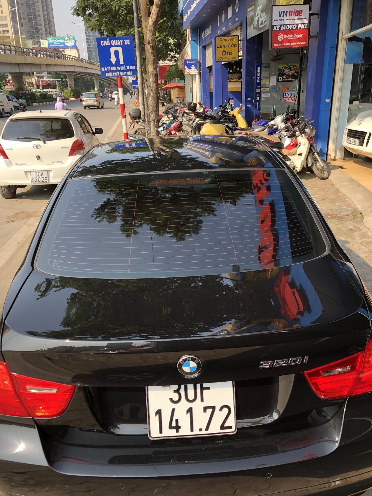 Bán BMW 320i đời 2010, độ mới bao toàn miền Bắc-5