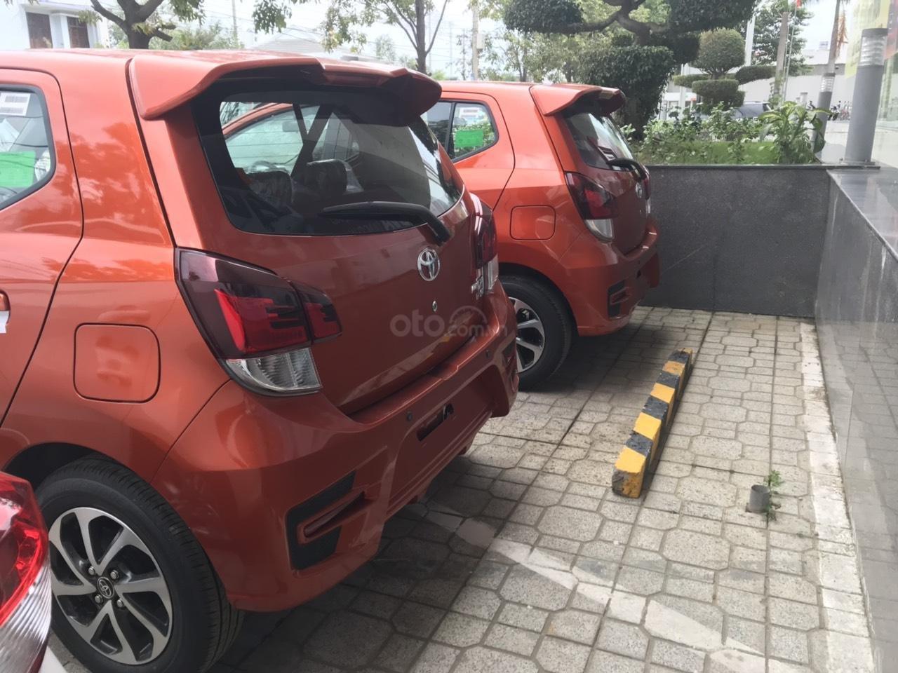 Bán xe Toyota Wigo 1.2MT năm 2019, xe nhập khẩu/ khuyến mãi lớn (3)