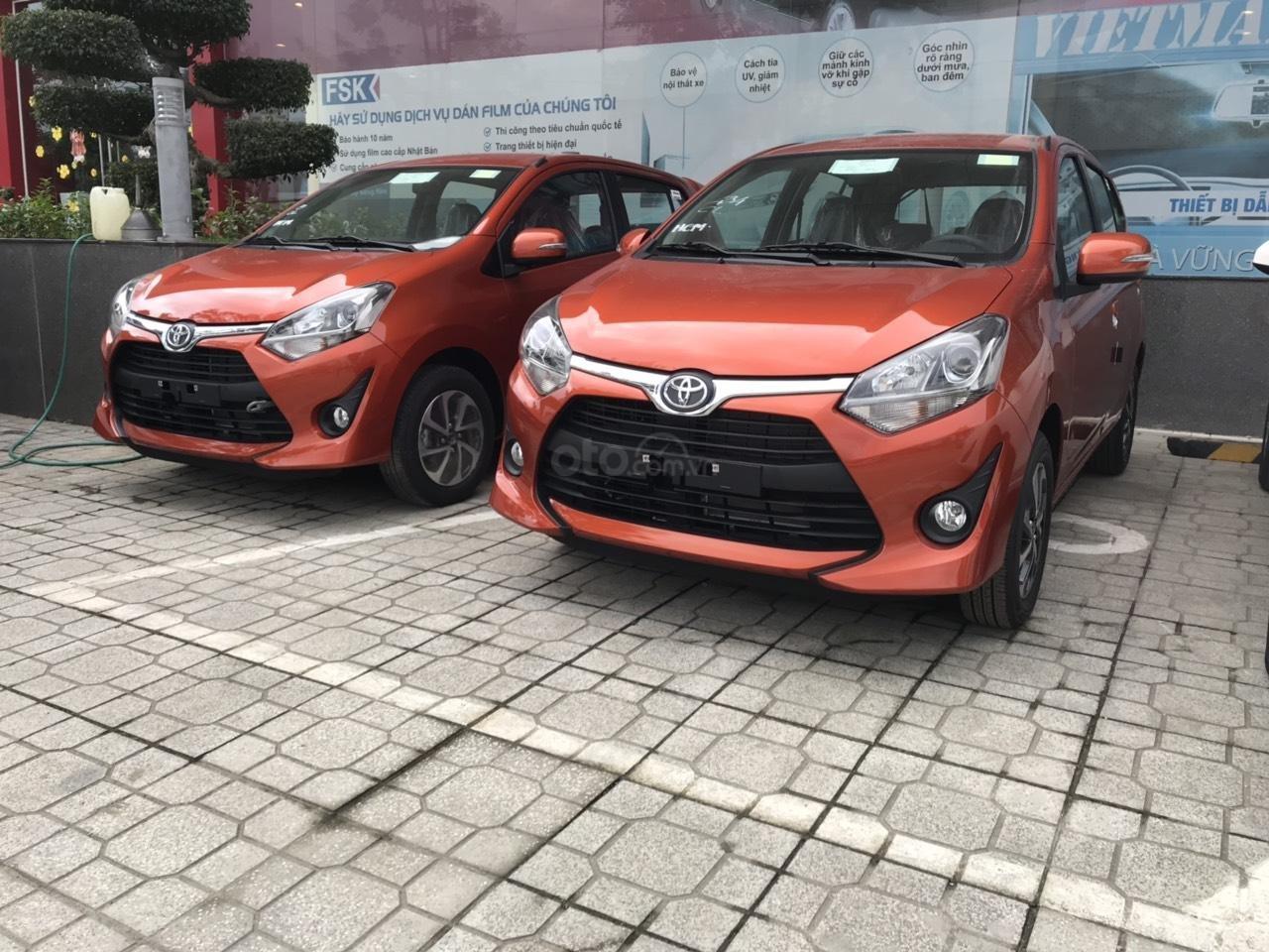 Bán xe Toyota Wigo 1.2MT năm 2019, xe nhập khẩu/ khuyến mãi lớn (5)
