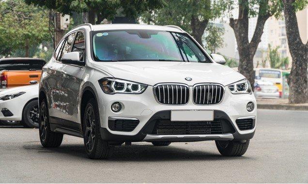 Đánh giá xe BMW X1 2019 về cảm giác lái.