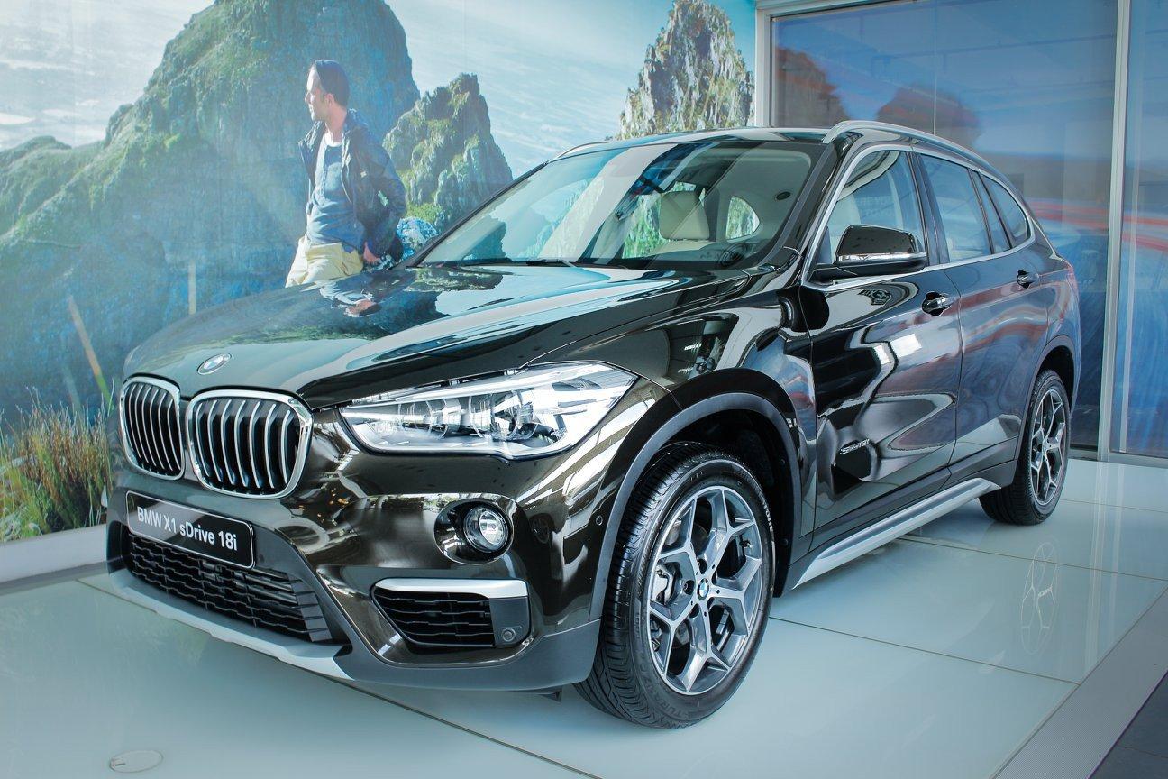 Đánh giá xe BMW X1 2019 tại Việt Nam.