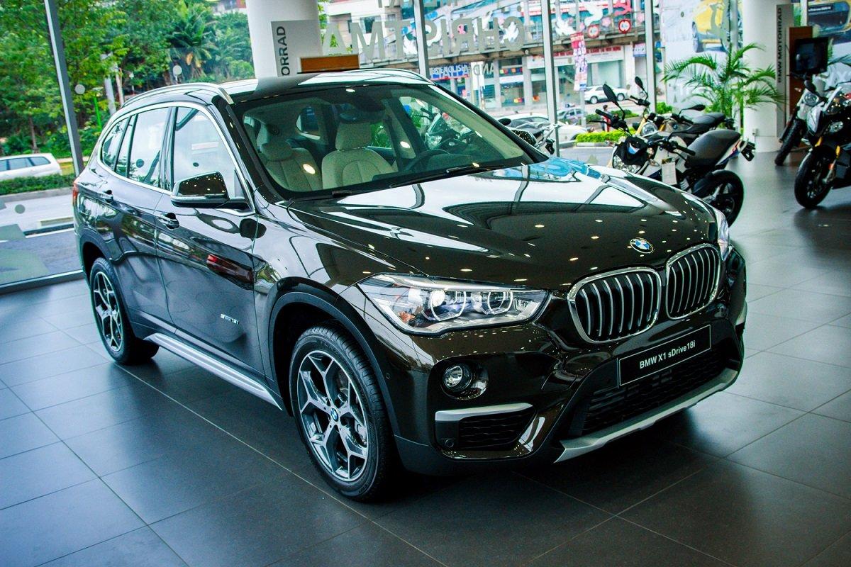 Đánh giá xe BMW X1 sDrive18i 2019 tại Việt Nam.