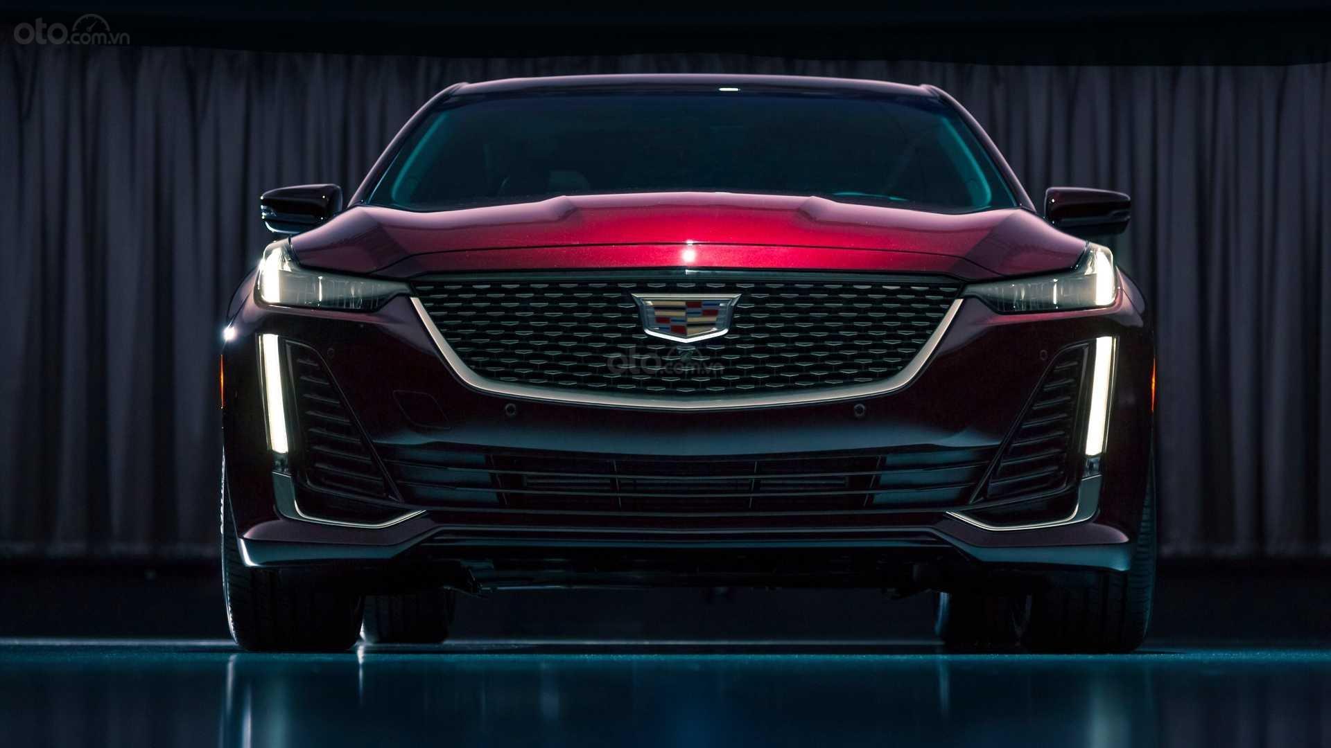 Đánh giá xe Cadillac CT5 2020.