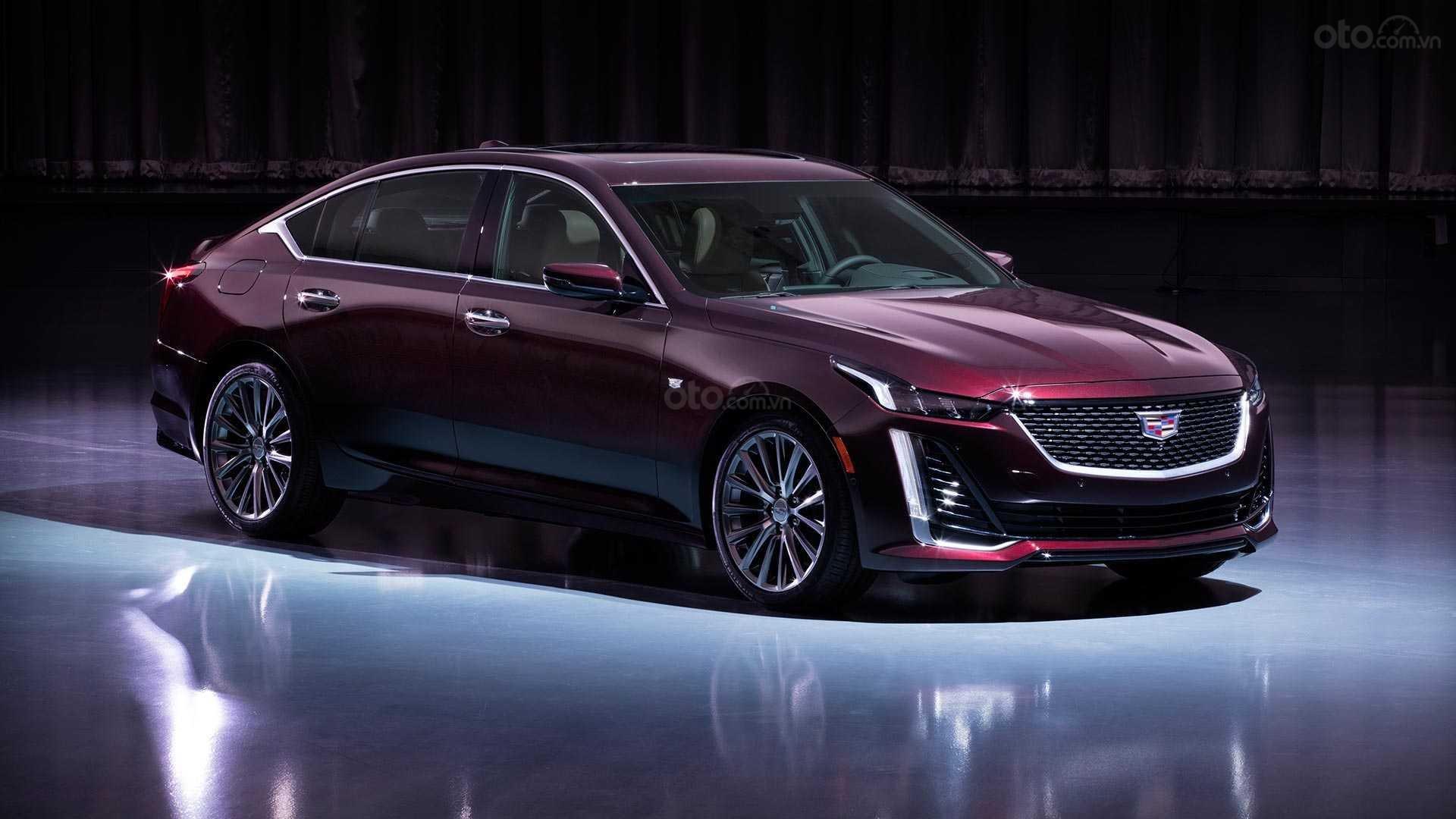 Đánh giá xe Cadillac CT5 2020 - trang bị an toàn
