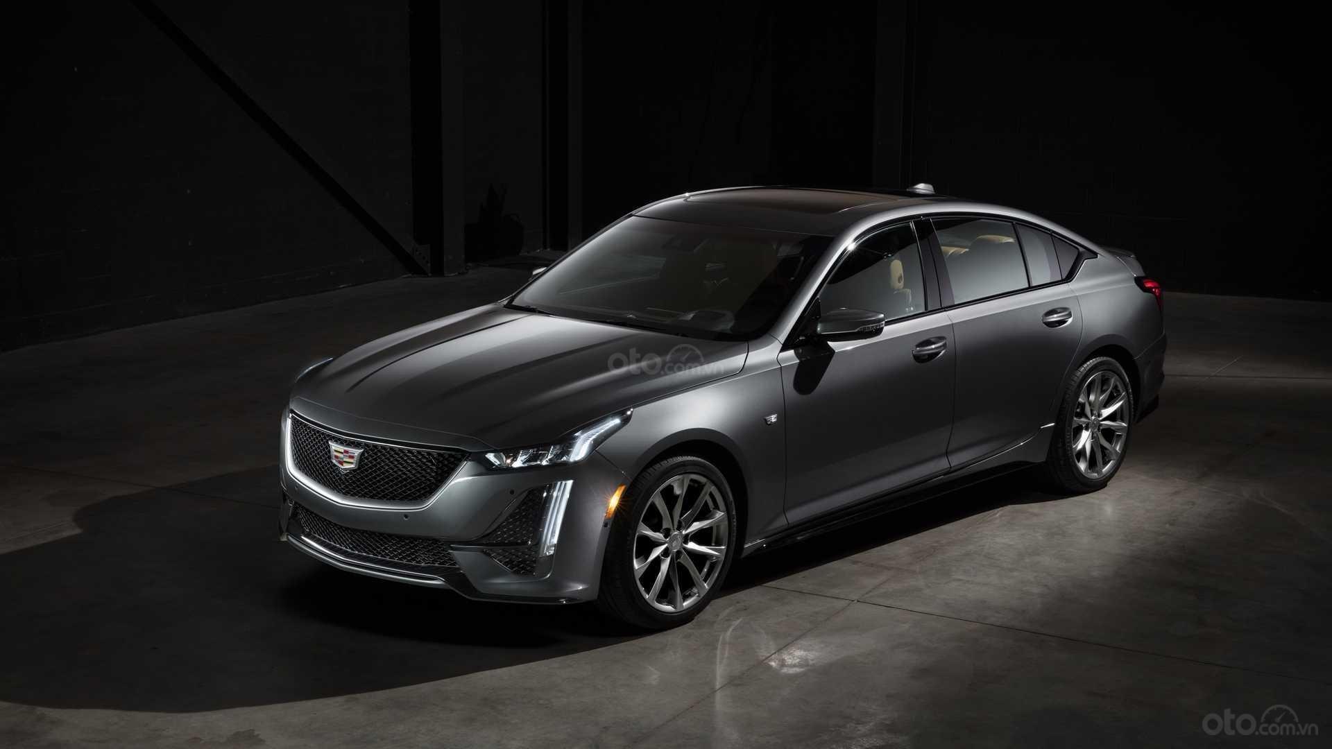 Đánh giá xe Cadillac CT5 2020 về hệ thống động cơ