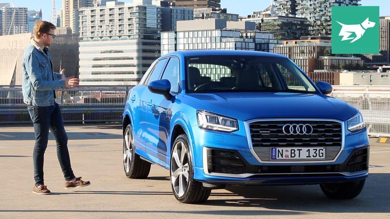 Đánh giá xe Audi Q2