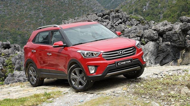Đánh giá xe Hyundai Creta
