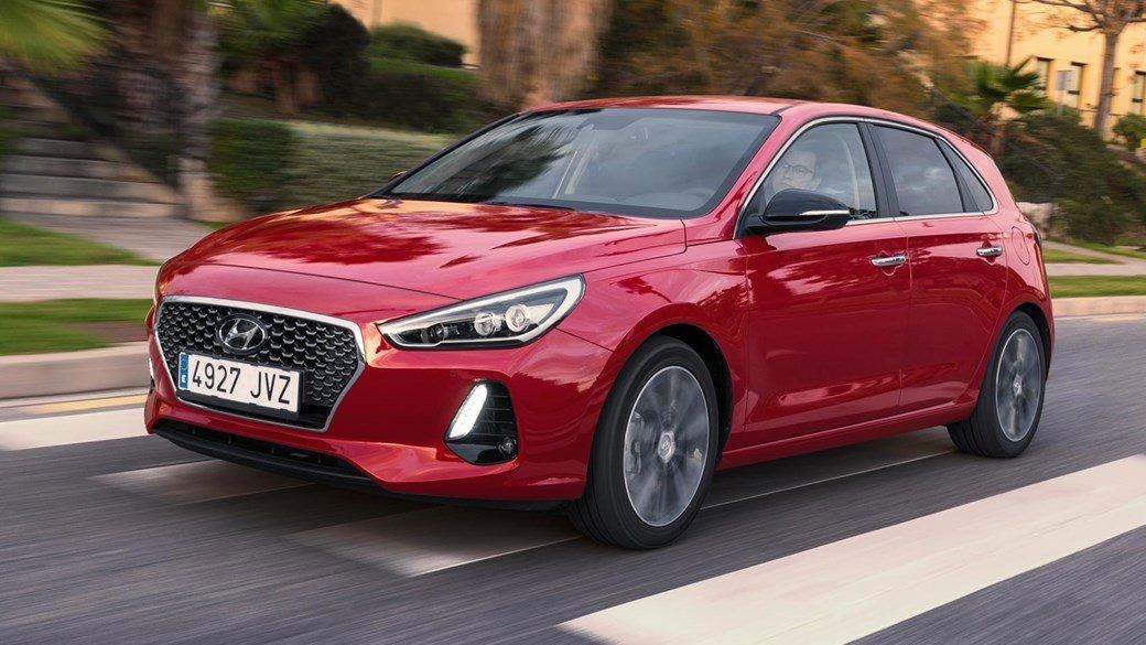Đánh giá xe Hyundai i30