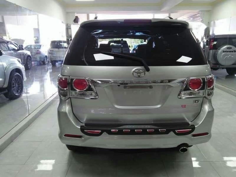 Bán ô tô Toyota Fortuner sản xuất 2016, màu bạc xe gia đình, giá chỉ 895 triệu-5