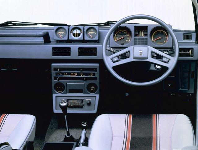 Mitsubishi Pajero thế hệ đầu tiênsdgsdfgsdfg