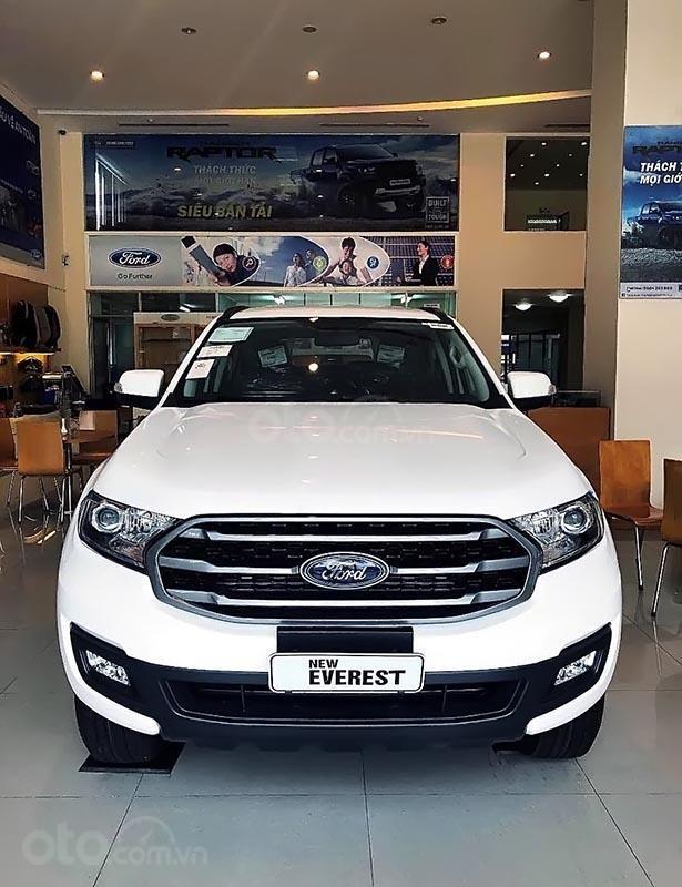 Cần bán Ford Everest AmBiente 2.0L AT năm sản xuất 2019, màu trắng, nhập khẩu-0