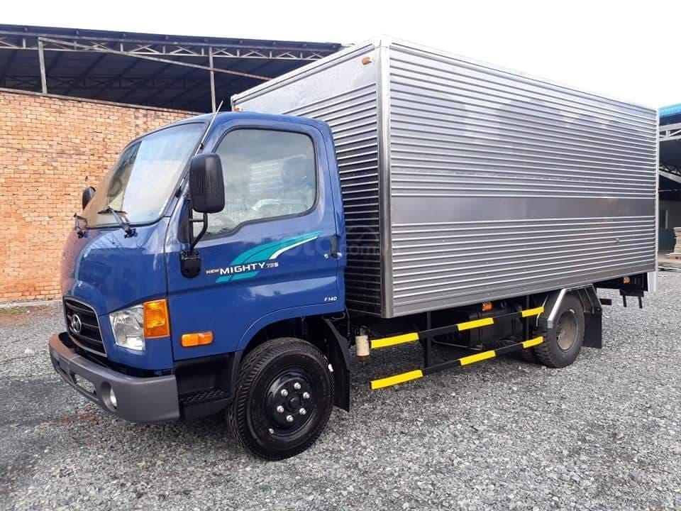 Xe tải 3.5 tấn Hyundai Mighty 75s, mua xe tặng xe, bh2c, định vị, hỗ trợ trả góp: 0978901788-0