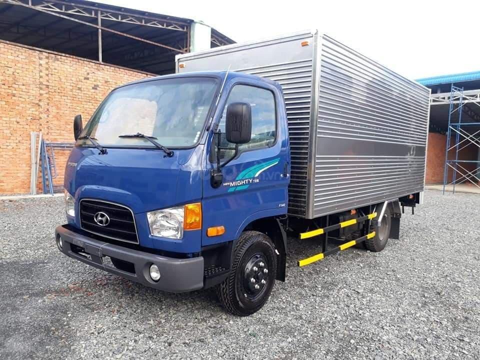 Xe tải 3.5 tấn Hyundai Mighty 75s, mua xe tặng xe, bh2c, định vị, hỗ trợ trả góp: 0978901788-2