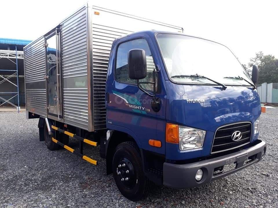 Xe tải 3.5 tấn Hyundai Mighty 75s, mua xe tặng xe, bh2c, định vị, hỗ trợ trả góp: 0978901788-3