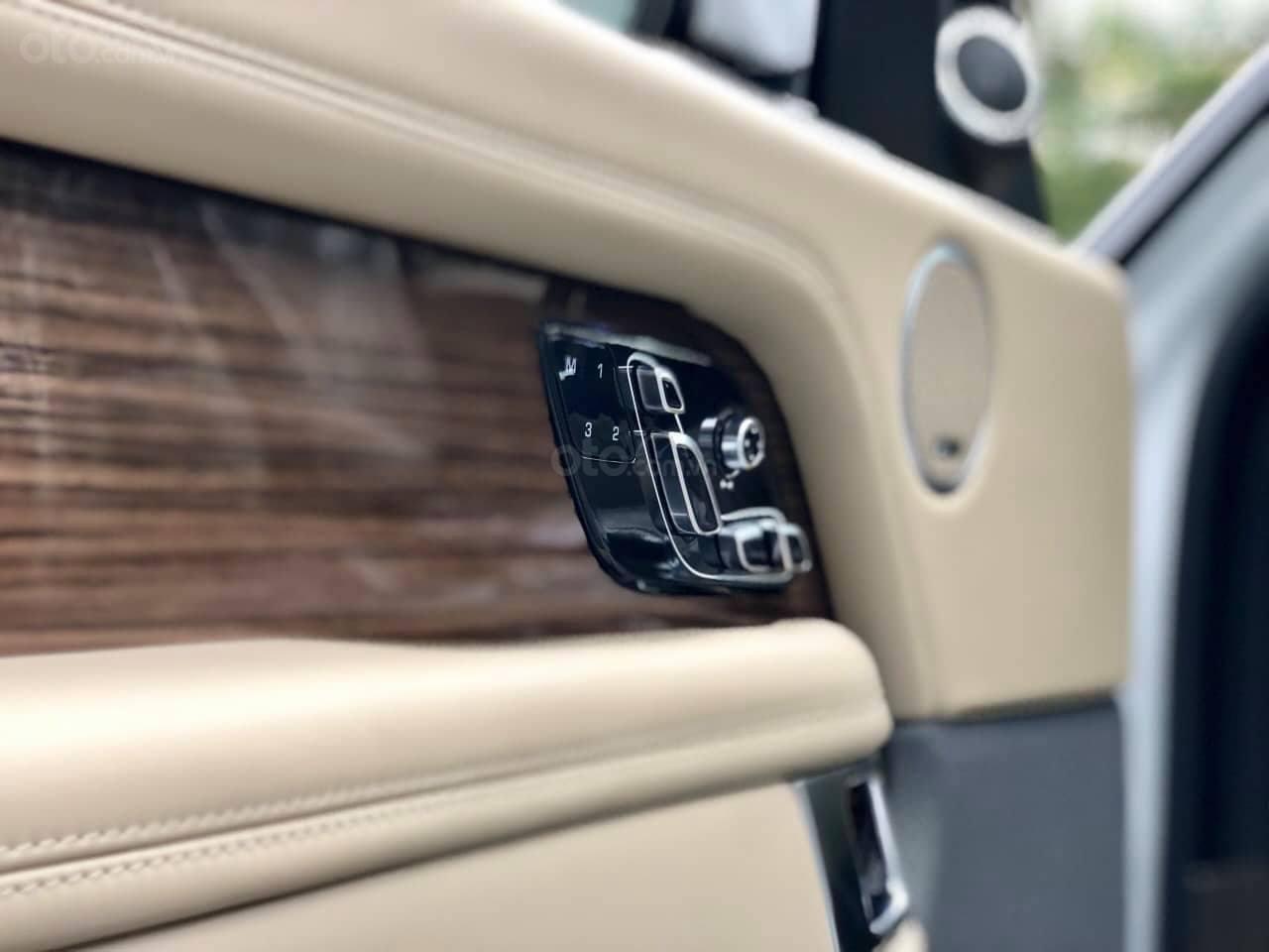 Bán LandRover Range Rover HSE 3.0 2018, màu trắng, nhập khẩu Mỹ - LH: 0982.84.2838-7