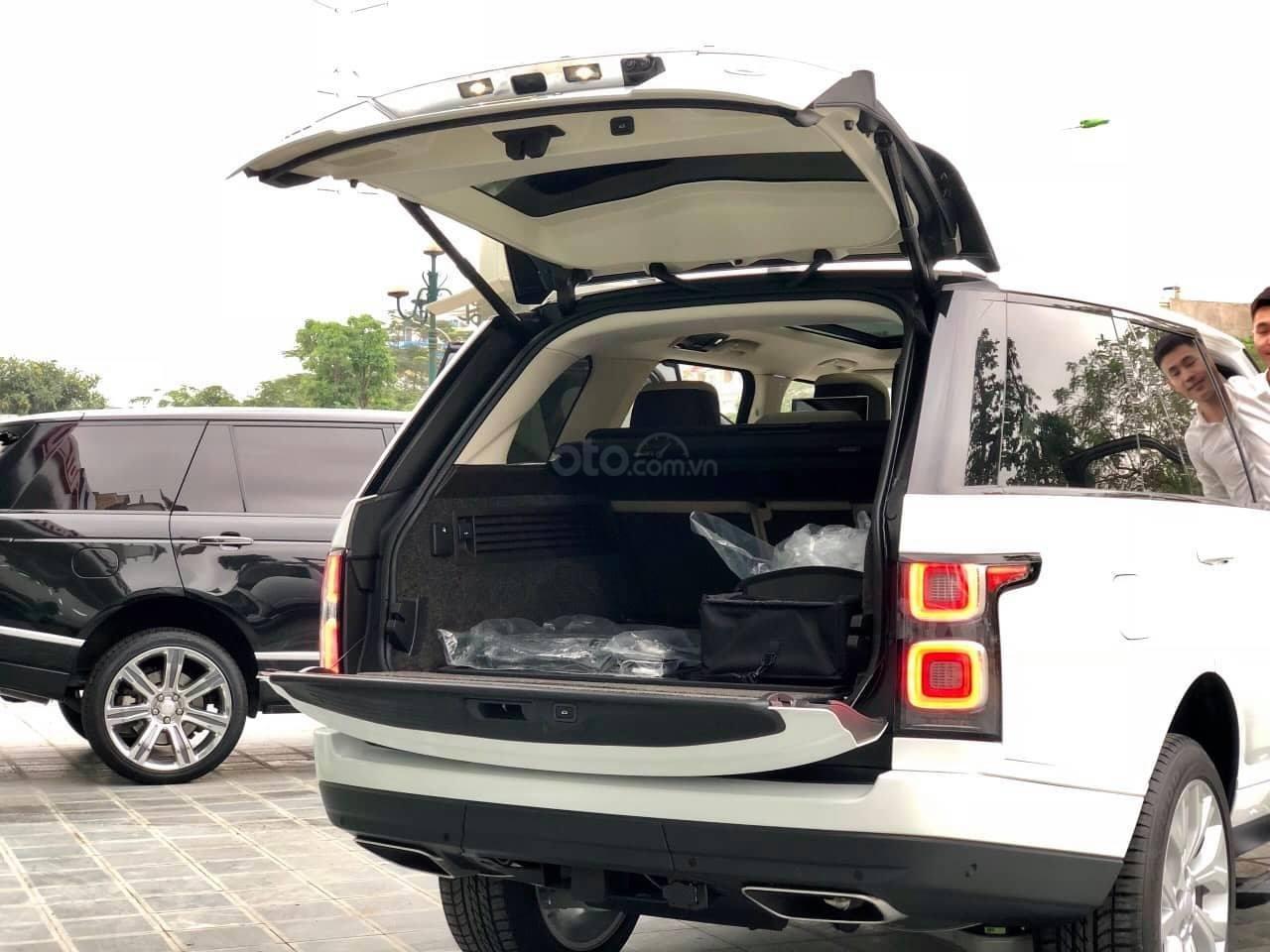 Bán LandRover Range Rover HSE 3.0 2018, màu trắng, nhập khẩu Mỹ - LH: 0982.84.2838-16