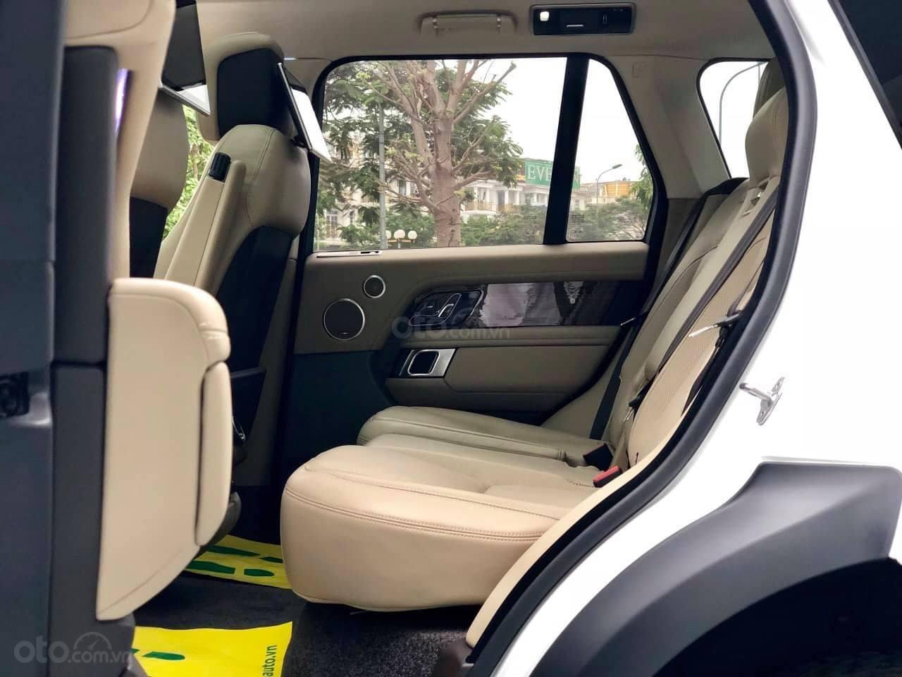 Bán LandRover Range Rover HSE 3.0 2018, màu trắng, nhập khẩu Mỹ - LH: 0982.84.2838-5