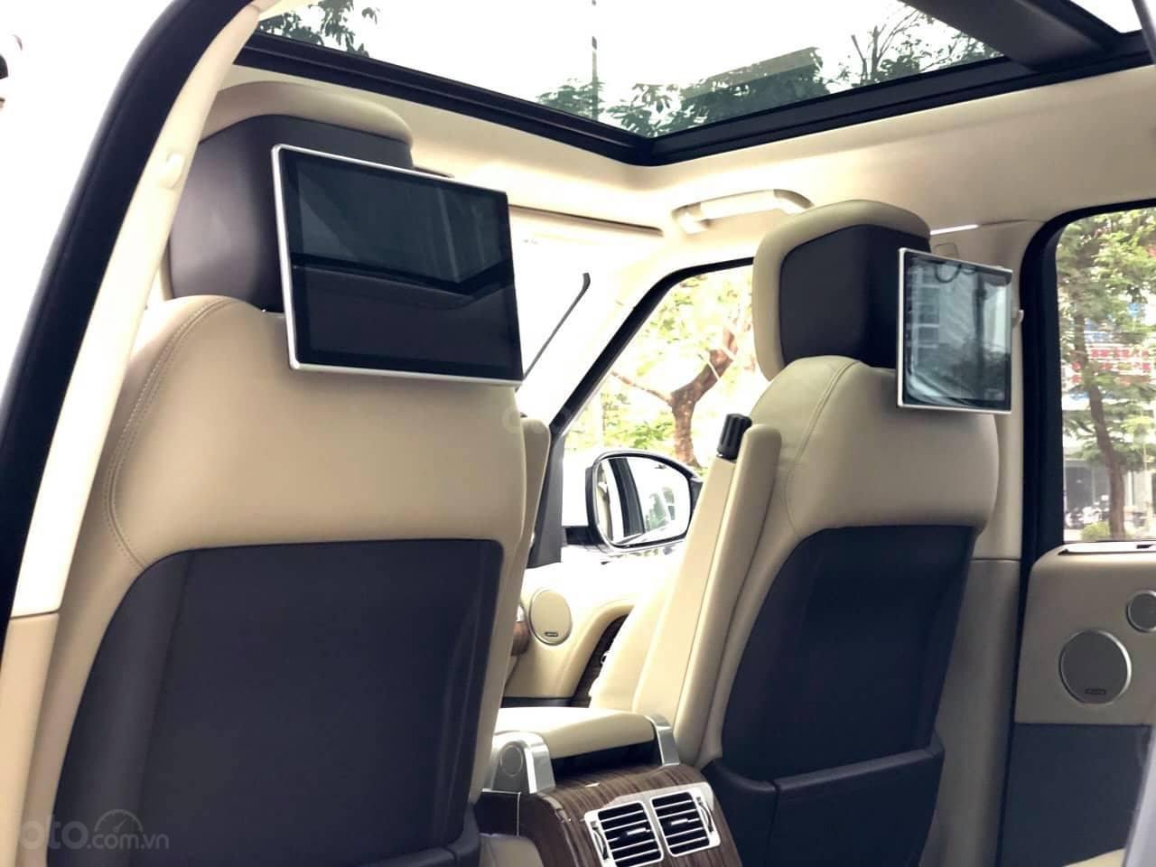 Bán LandRover Range Rover HSE 3.0 2018, màu trắng, nhập khẩu Mỹ - LH: 0982.84.2838-17