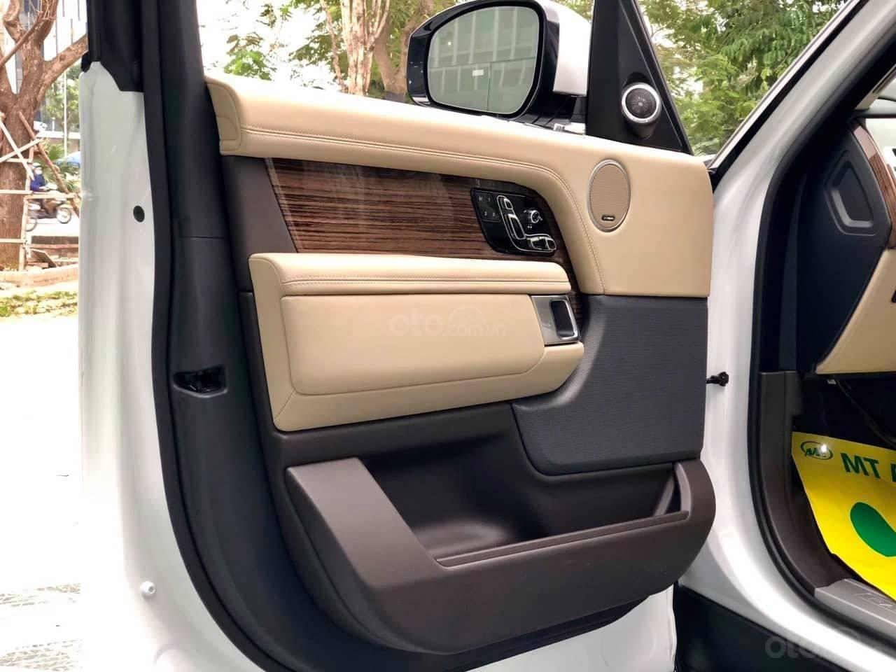 Bán LandRover Range Rover HSE 3.0 2018, màu trắng, nhập khẩu Mỹ - LH: 0982.84.2838-11