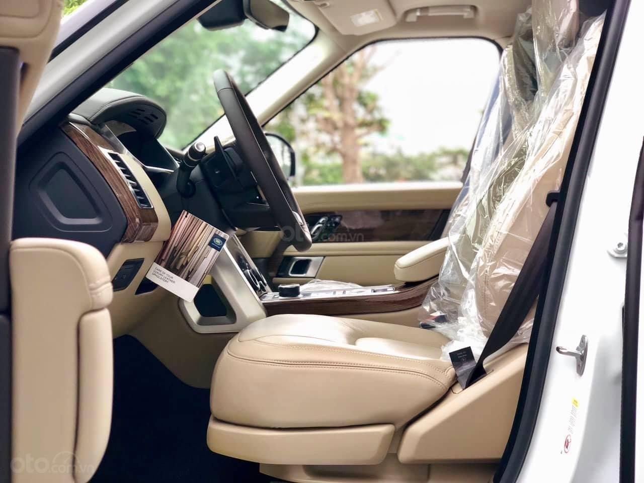 Bán LandRover Range Rover HSE 3.0 2018, màu trắng, nhập khẩu Mỹ - LH: 0982.84.2838-24