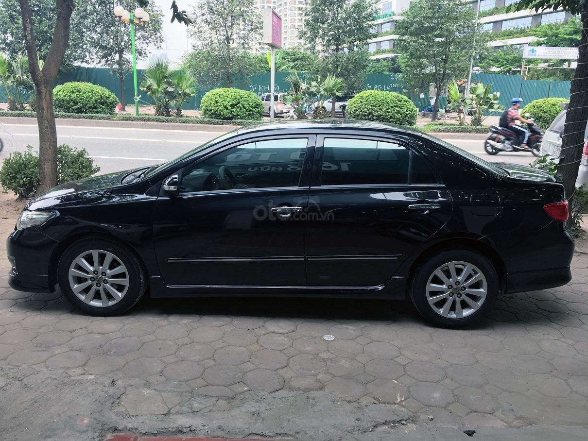 Bán Toyota Corolla altis 2.0V sản xuất năm 2010, biển Hà Nội-2