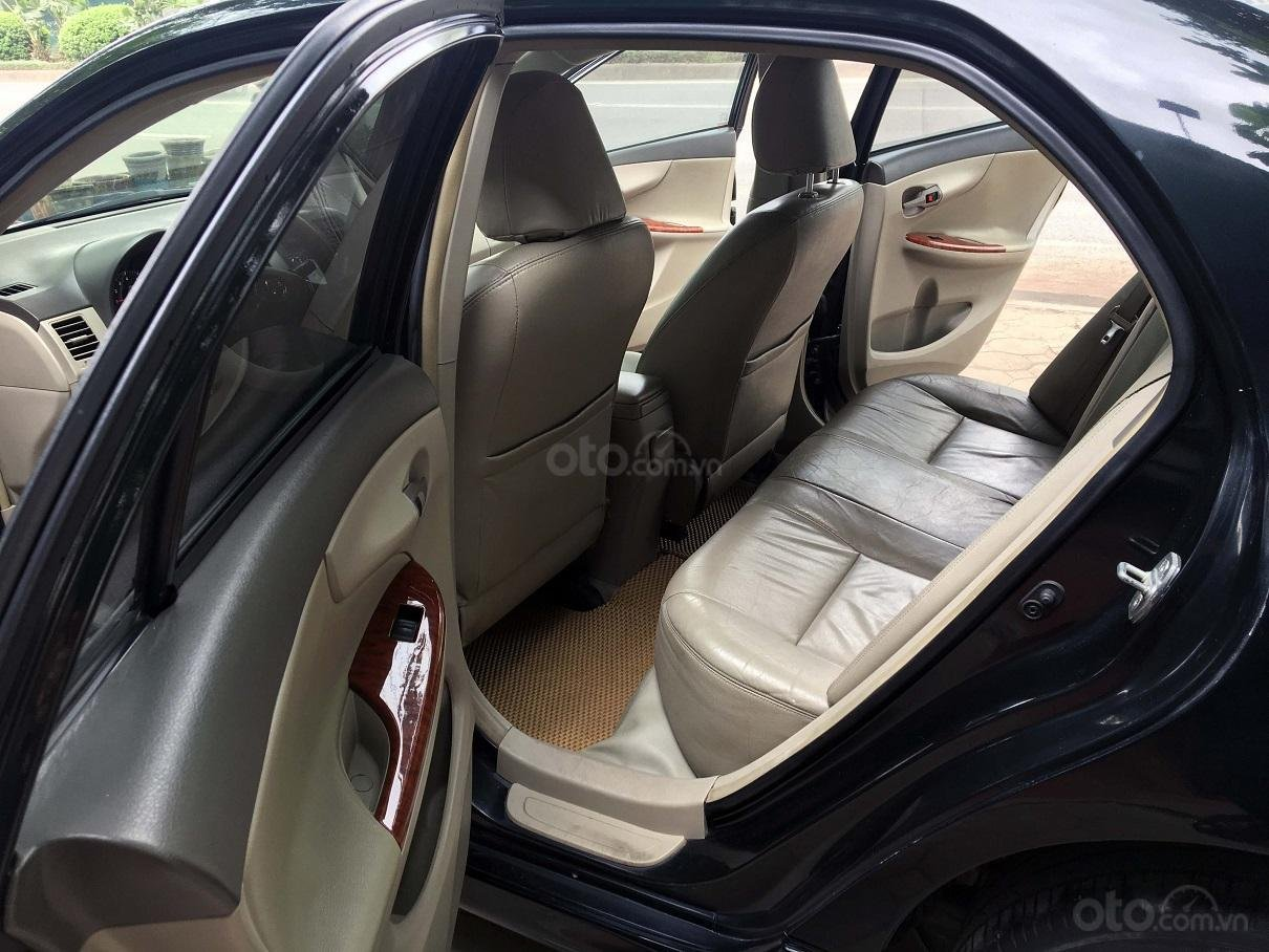Bán Toyota Corolla altis 2.0V sản xuất năm 2010, biển Hà Nội-5