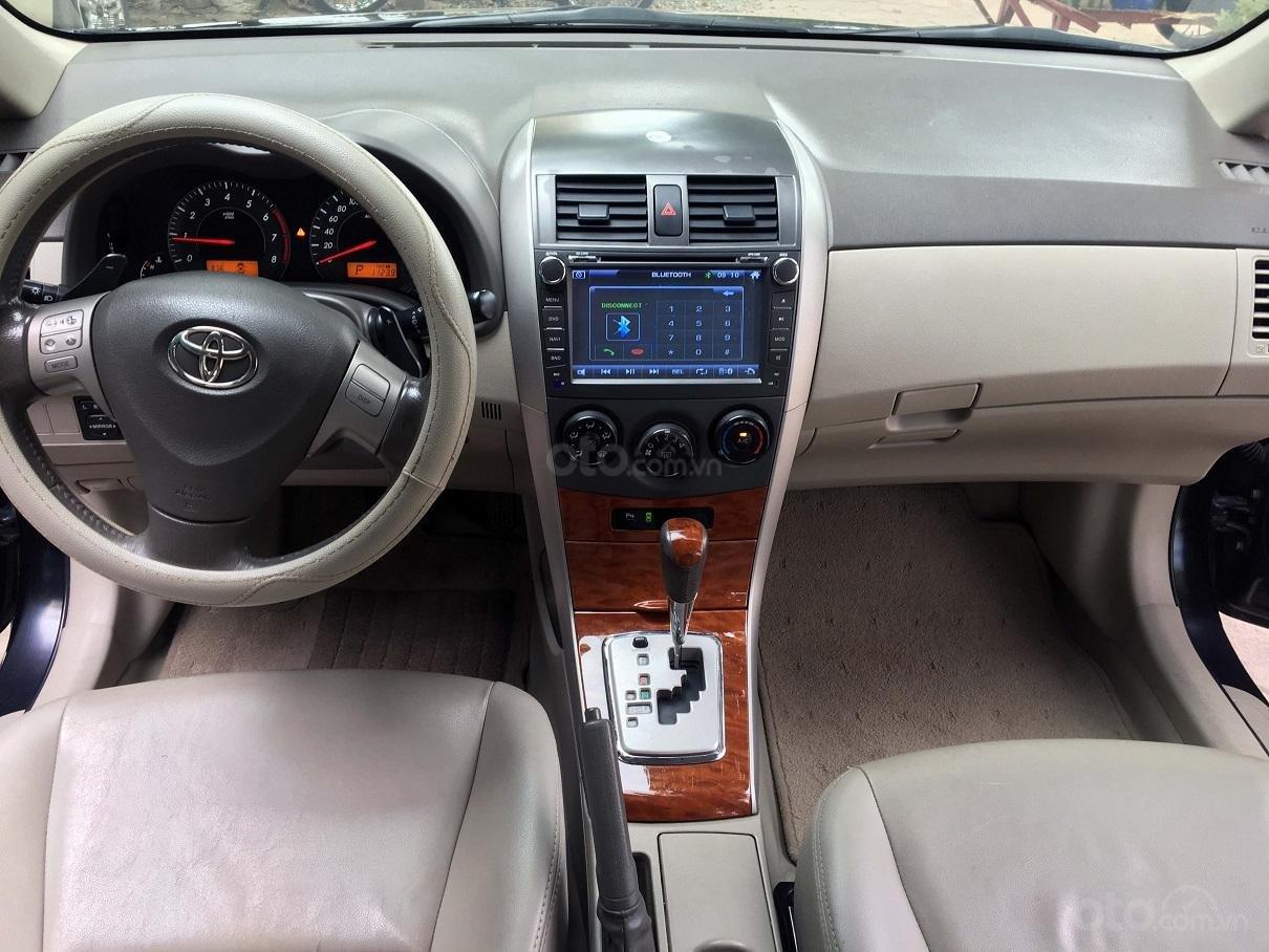 Bán Toyota Corolla altis 2.0V sản xuất năm 2010, biển Hà Nội-6