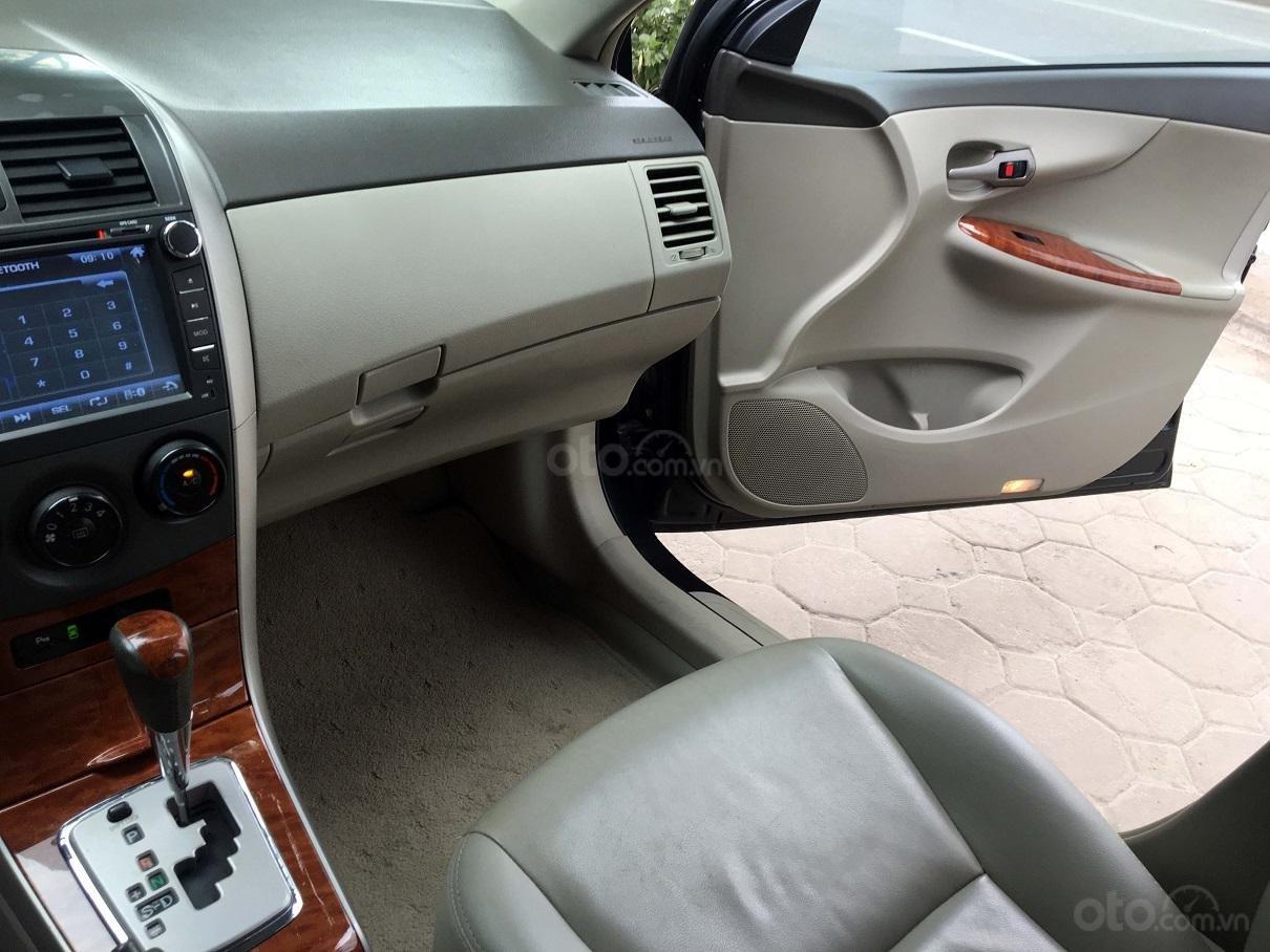 Bán Toyota Corolla altis 2.0V sản xuất năm 2010, biển Hà Nội-8