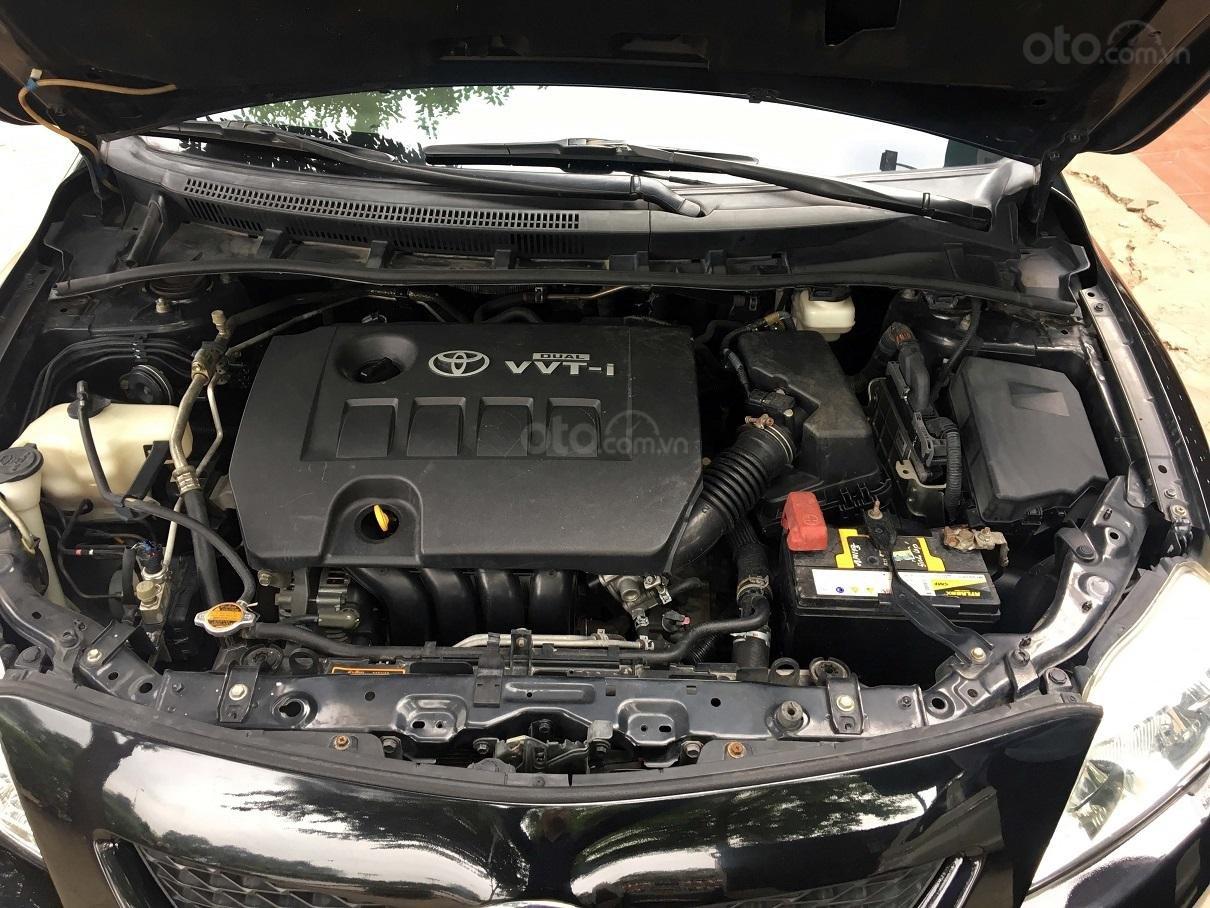 Bán Toyota Corolla altis 2.0V sản xuất năm 2010, biển Hà Nội-9