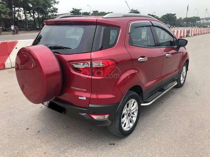Bán Ford EcoSport Titanium 1.5AT đời 2016, màu đỏ (6)