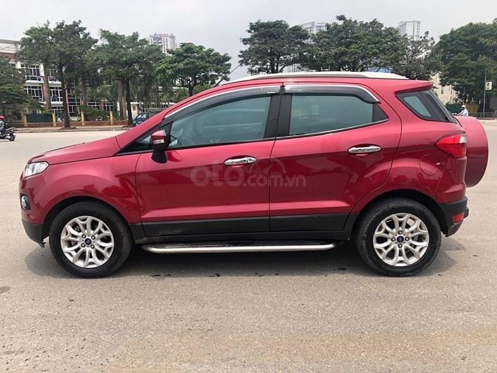 Bán Ford EcoSport Titanium 1.5AT đời 2016, màu đỏ (8)