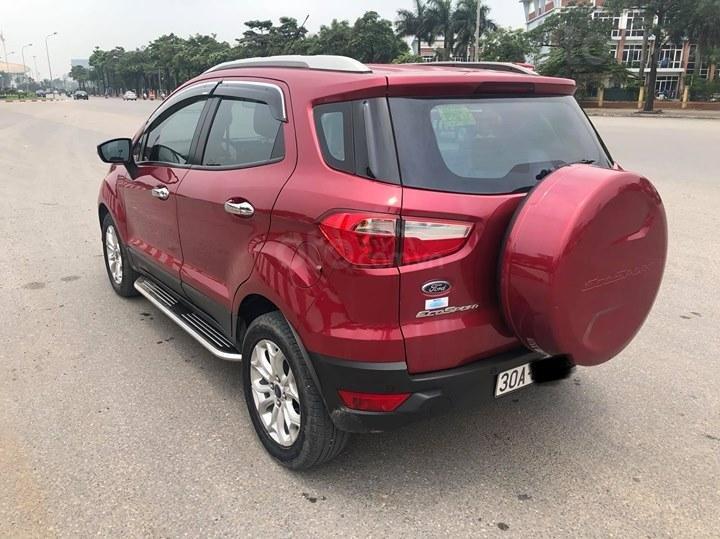 Bán Ford EcoSport Titanium 1.5AT đời 2016, màu đỏ (4)